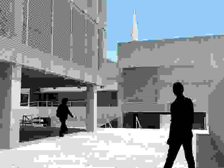 Requalificação da Igreja Batista da Capunga por RECIFEBERLIN Arquitetura e Paisagismo