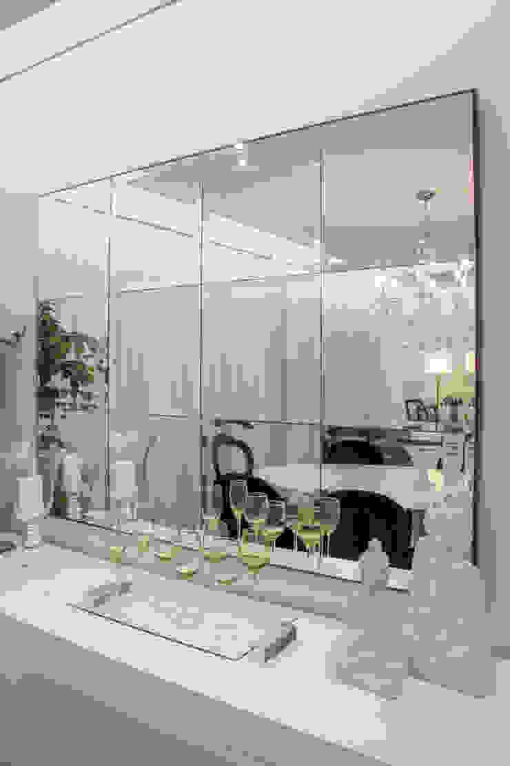 Residencial da Colina Salas de jantar clássicas por Carla Almeida Arquitetura Clássico