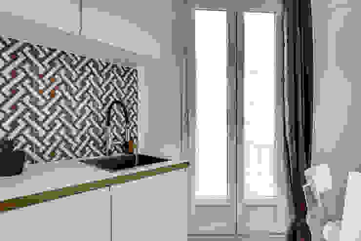 Modern Kitchen by Transition Interior Design Modern