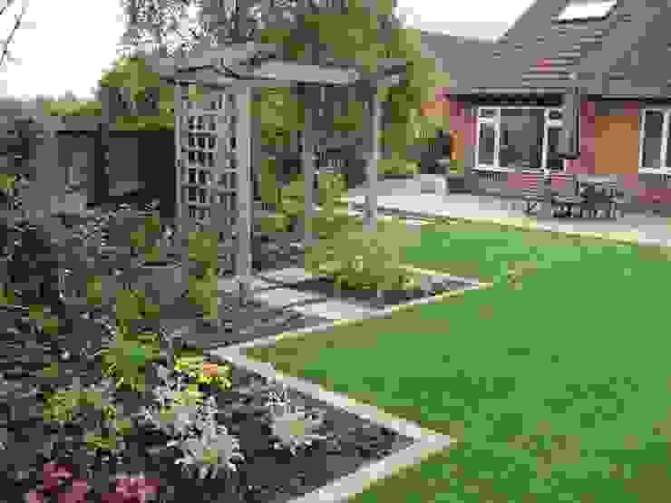 Planted beds de Mike Bradley Garden Design