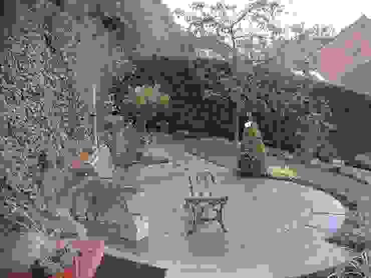 Seating areas de Mike Bradley Garden Design