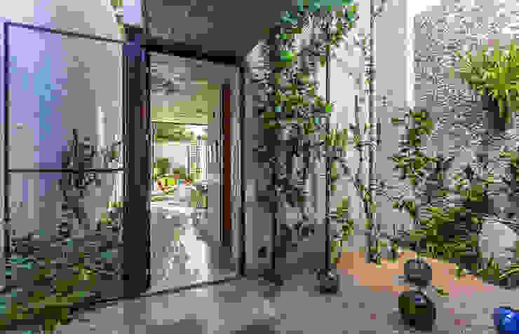 Taller Estilo Arquitectura Eclectic style garden