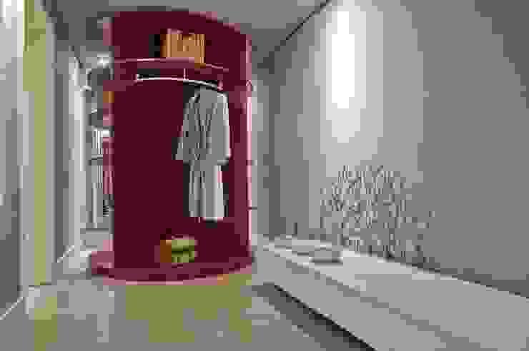 Projeto Banheiros modernos por alexandre chaguri arquitetura Moderno