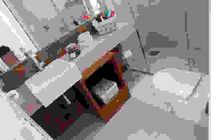 Banheiros Projetados Banheiros modernos por ARCHITECTARI ARQUITETOS Moderno