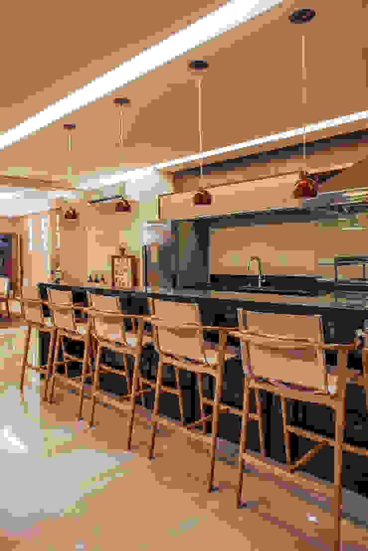 Projeto Cozinhas modernas por Heloisa Titan Arquitetura Moderno