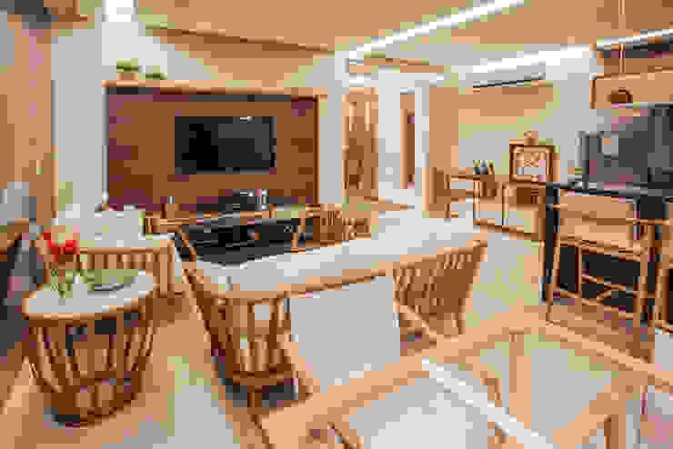 Projeto by Heloisa Titan Arquitetura Modern
