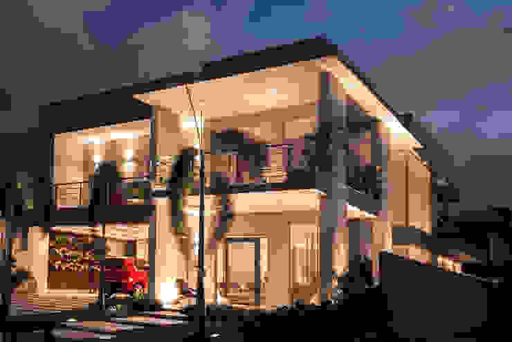 Projeto Casas modernas por Heloisa Titan Arquitetura Moderno