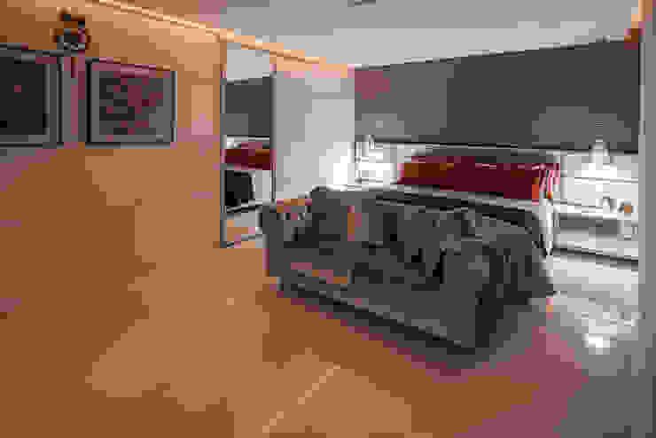 Projeto Quartos modernos por Heloisa Titan Arquitetura Moderno