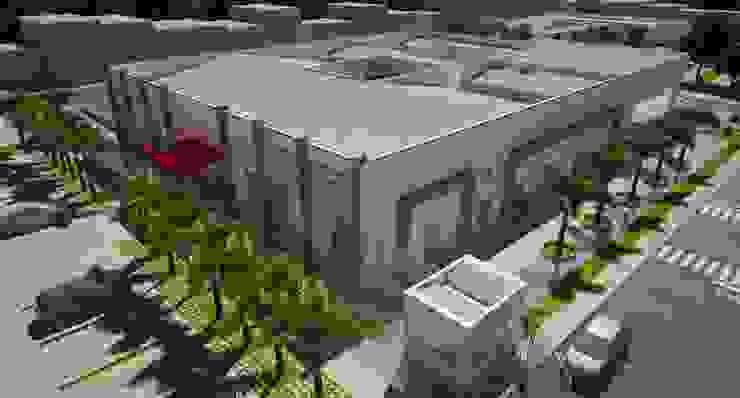 Centro de Convivência para Idosos por HM Arquitetura e Engenharia Moderno
