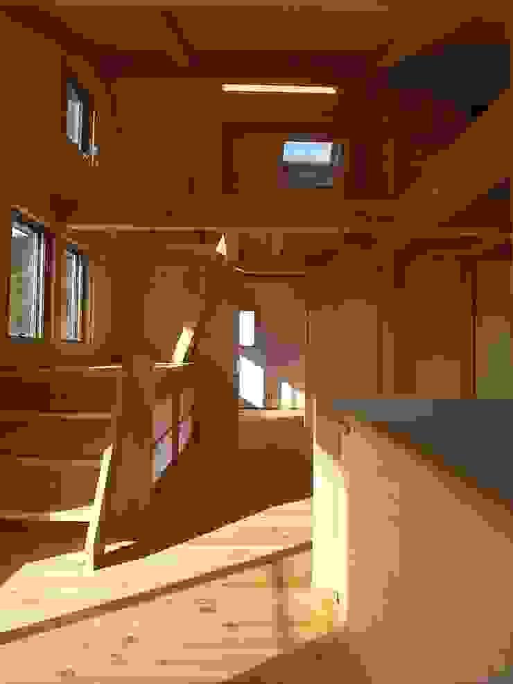 ทางเดินแบบเอเชียห้องโถงและบันได โดย AMI ENVIRONMENT DESIGN/アミ環境デザイン เอเชียน