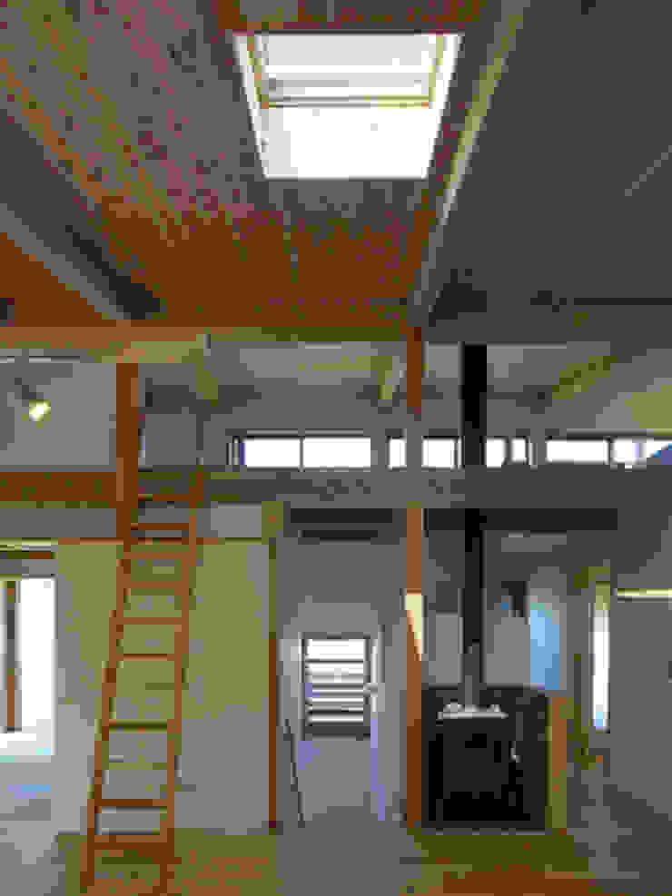SHIMA HOUSE 和風の 玄関&廊下&階段 の AMI ENVIRONMENT DESIGN/アミ環境デザイン 和風
