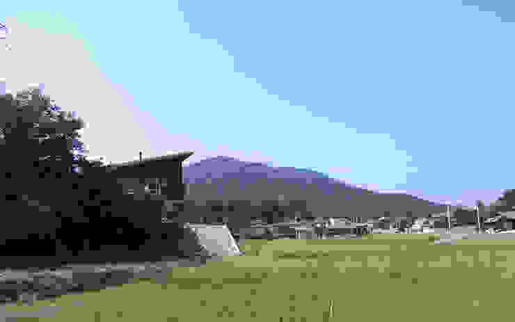 SHIMA HOUSE 日本家屋・アジアの家 の AMI ENVIRONMENT DESIGN/アミ環境デザイン 和風