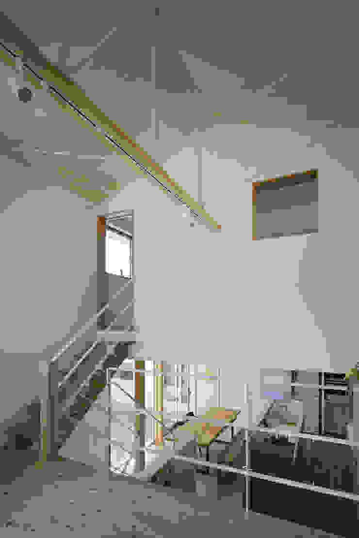 伊勢のスキップハウス HOUSE IN ISE オリジナルデザインの リビング の プラスアトリエ一級建築士事務所 オリジナル