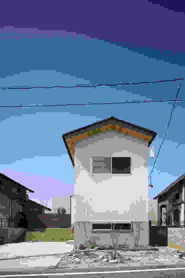 伊勢のスキップハウス HOUSE IN ISE オリジナルな 家 の プラスアトリエ一級建築士事務所 オリジナル