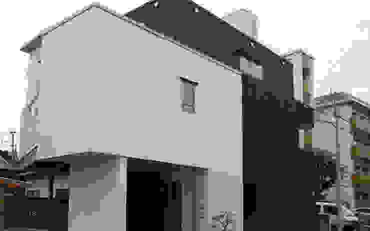 祖原の家 日本家屋・アジアの家 の AMI ENVIRONMENT DESIGN/アミ環境デザイン 和風