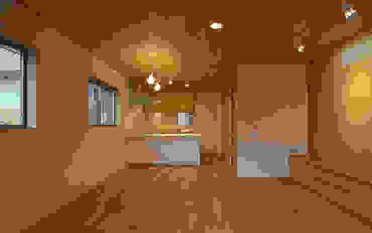 祖原の家 和風デザインの リビング の AMI ENVIRONMENT DESIGN/アミ環境デザイン 和風