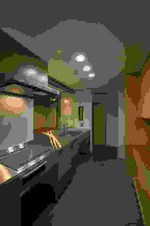 豊浦町の家 和風の キッチン の AMI ENVIRONMENT DESIGN/アミ環境デザイン 和風