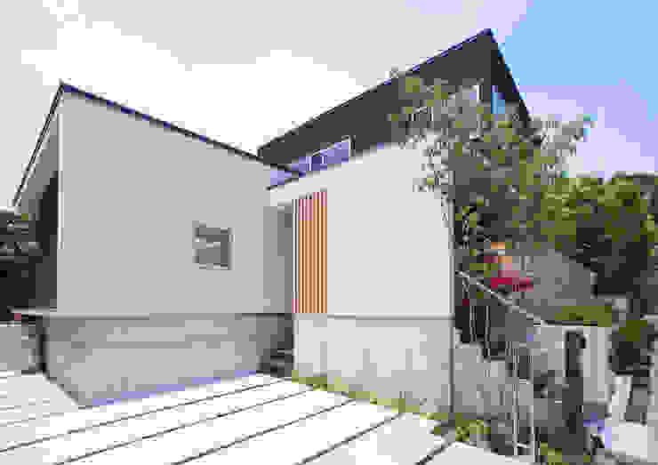 茶山の家 HOUSE IN CHAYAMA オリジナルな 家 の プラスアトリエ一級建築士事務所 オリジナル