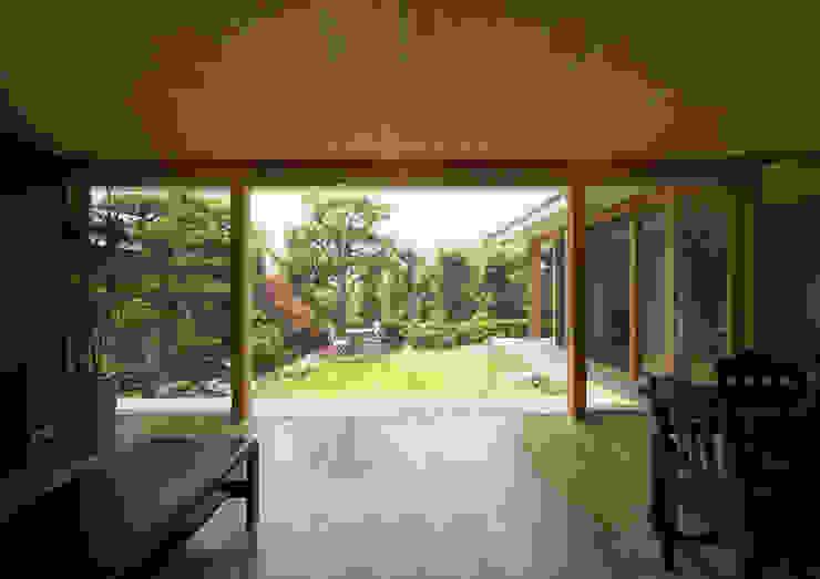 茶山の家 HOUSE IN CHAYAMA オリジナルデザインの リビング の プラスアトリエ一級建築士事務所 オリジナル