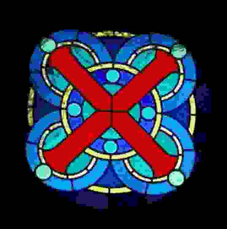 教会のためのステンドグラス: タラ工房が手掛けたクラシックです。,クラシック ガラス