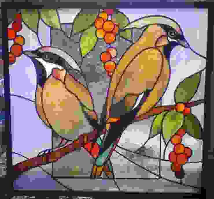 鳥・1: タラ工房が手掛けた折衷的なです。,オリジナル ガラス