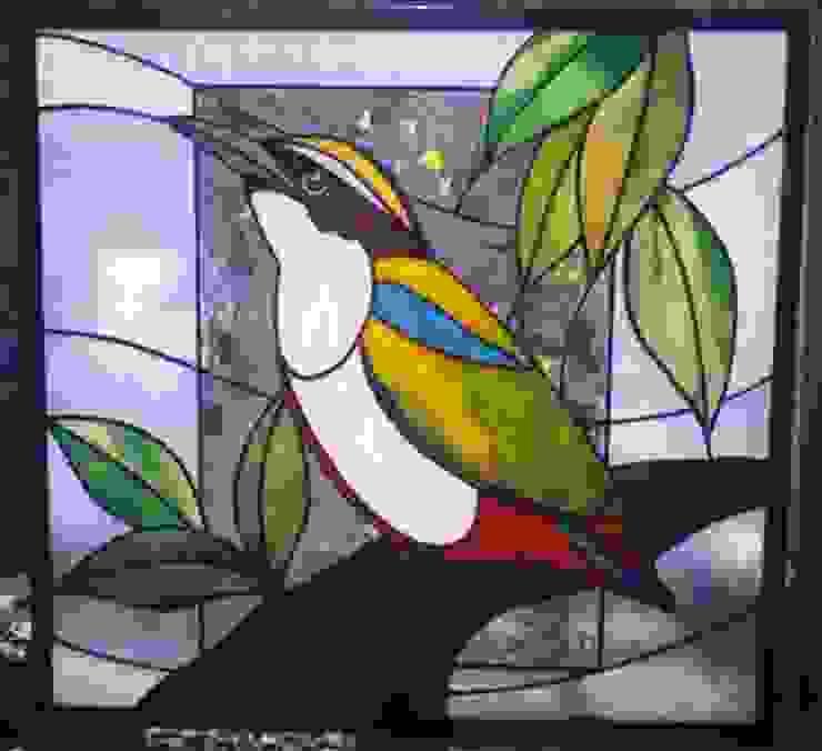 鳥・2: タラ工房が手掛けた折衷的なです。,オリジナル ガラス
