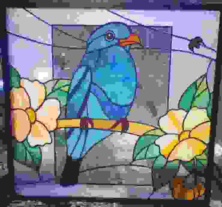 鳥・3: タラ工房が手掛けた折衷的なです。,オリジナル ガラス