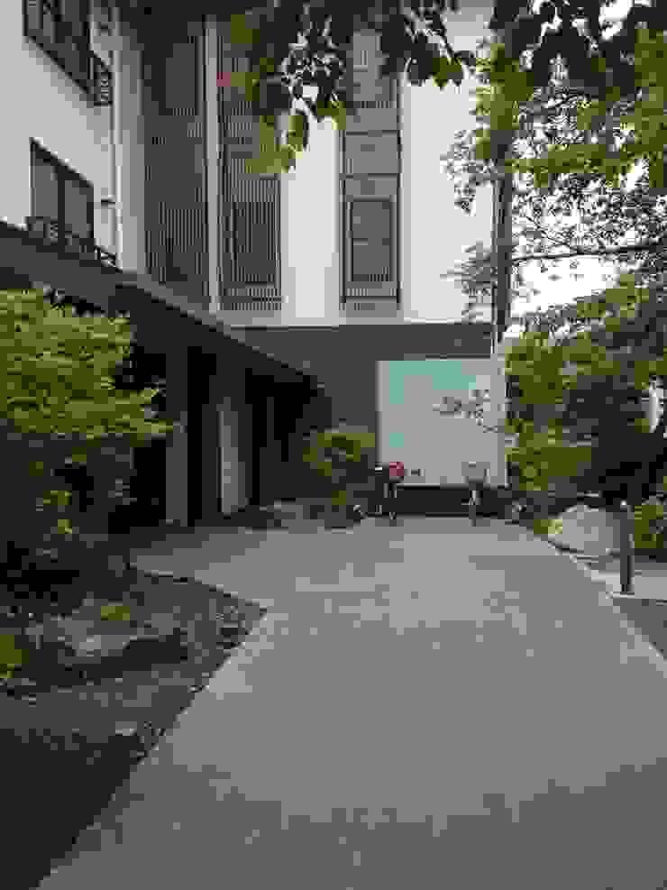 京料理レストランの庭 アジア風 庭 の 庭園空間ラボ teienkuukan Labo 和風