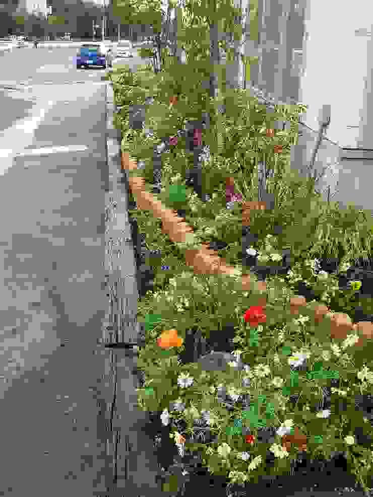庭in小野田 アジア風 庭 の 庭園空間ラボ teienkuukan Labo 和風