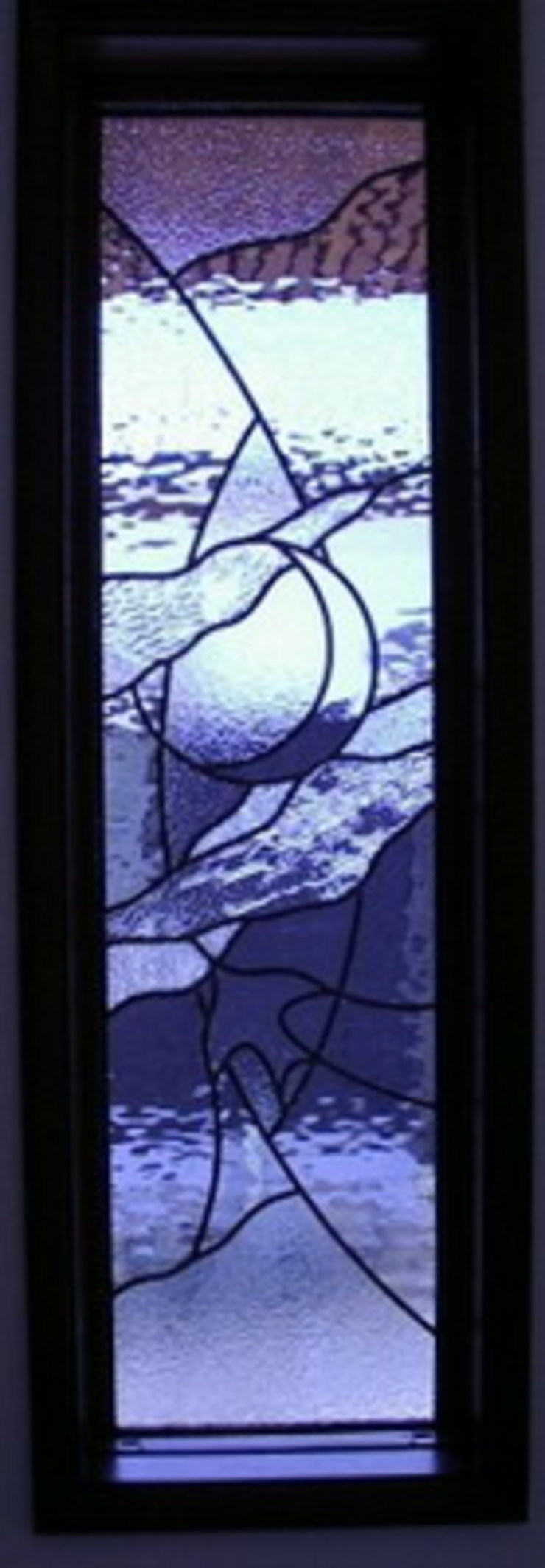 月と鳥: タラ工房が手掛けた折衷的なです。,オリジナル ガラス