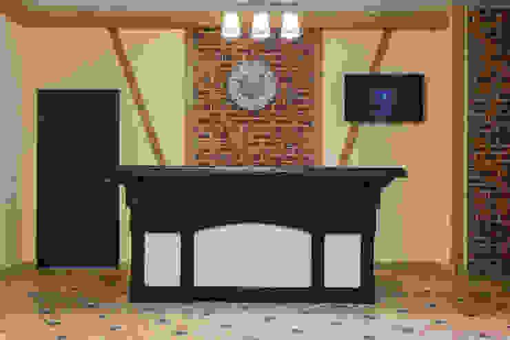Освещение для гостиничного комплекса:  в . Автор – Zamyatina.EV@mw-light.ru, Кантри