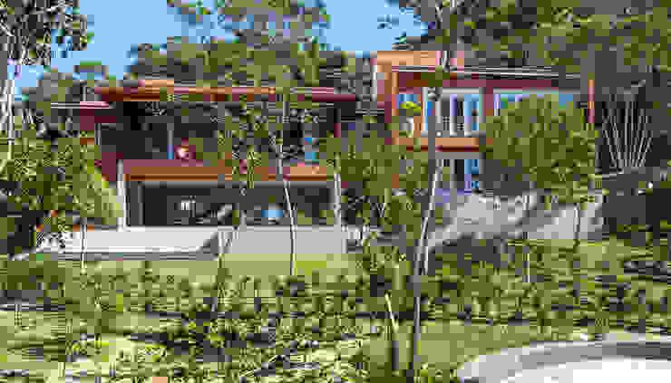 Projeto Casas modernas por Pitta - Arquitetura e Engenharia Moderno
