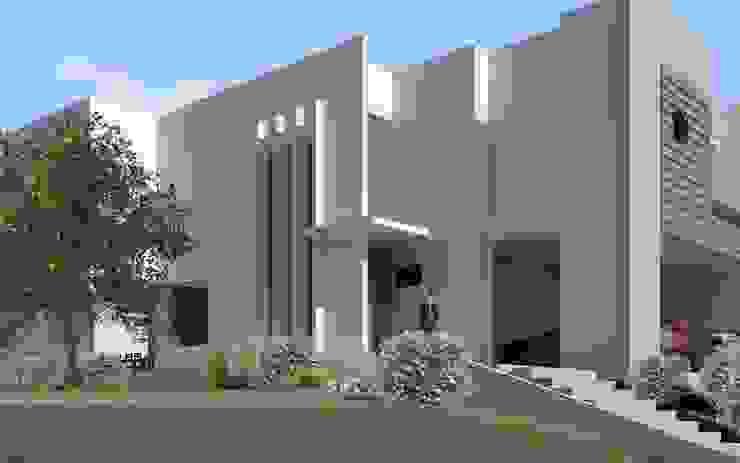 โดย JCWK arquitetura (jancowski arquitetura) โมเดิร์น