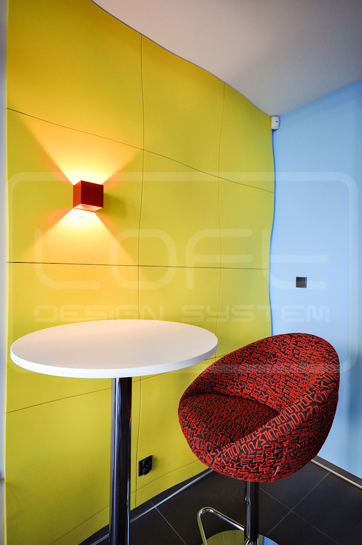 Panele Dekoracyjne 3D - Loft Design System - model Flex od Loft Design System Nowoczesny