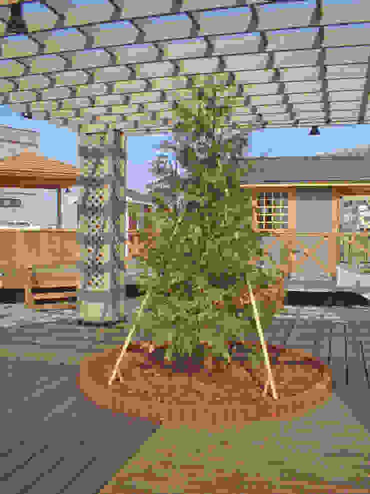 作品 オリジナルな 庭 の 末広緑化造園株式会社 オリジナル