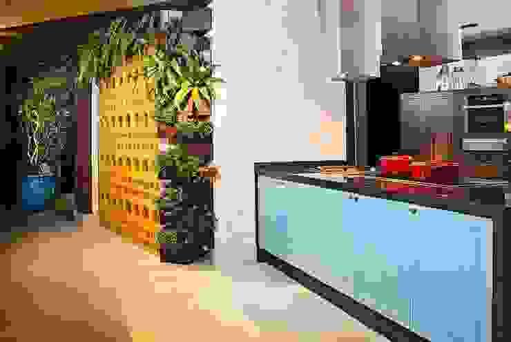 Casa Cor Brasília Cozinhas modernas por Celmar Móveis Planejados Moderno