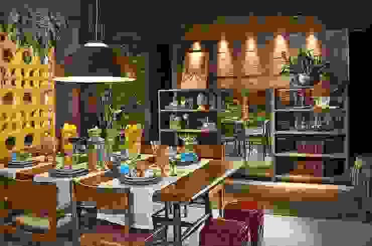 Casa Cor Brasília Salas de jantar modernas por Celmar Móveis Planejados Moderno