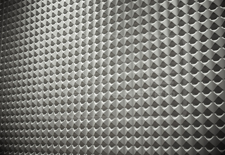Panele Dekoracyjne 3D - Loft Design System - model Chaos od Loft Design System Nowoczesny