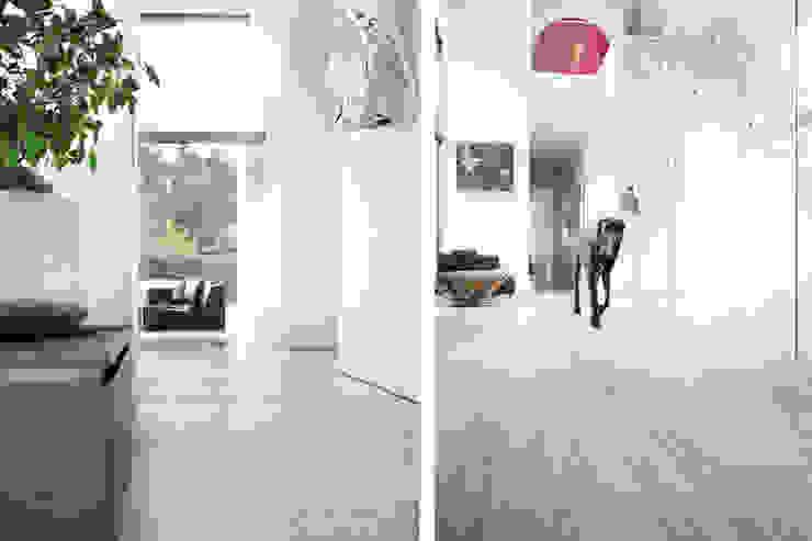 Paredes y suelos de estilo minimalista de Förstl Naturstein Minimalista Caliza