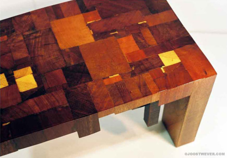 por Joost Wever Eclético Madeira Acabamento em madeira