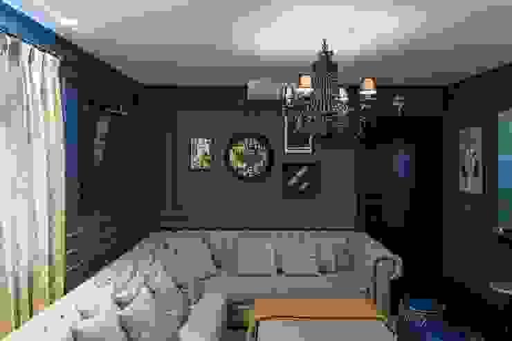 Salon classique par Piloni Arquitetura Classique