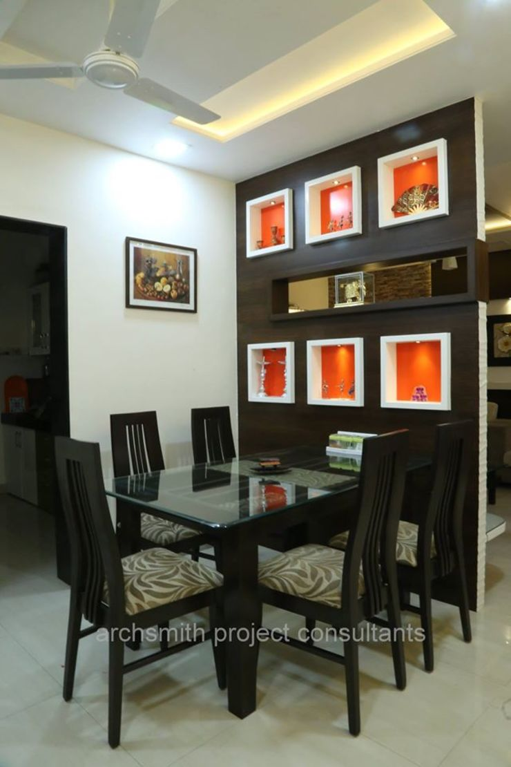 Residence Modern dining room by Archsmith project consultant Modern