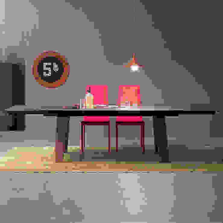 Table extensible moderne Chisciotte 210 Viadurini.fr Salle à mangerTables