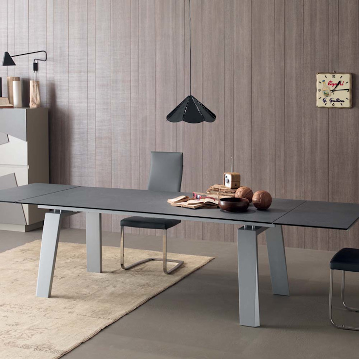 Table extensible moderne de design Chisciotte Laminato 210 Viadurini.fr CuisineTables, chaises & bancs