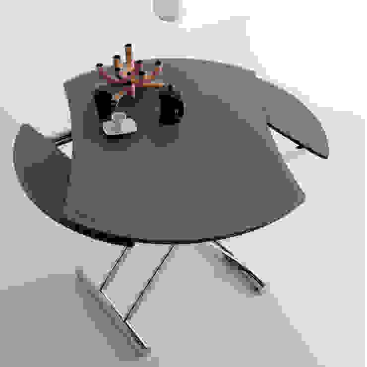 Table réglable en hauteur et transformable, de design moderne Darcy Viadurini.fr CuisineTables, chaises & bancs