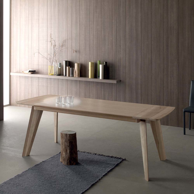 Table extensible moderne de design Gray 210 Viadurini.fr CuisineTables, chaises & bancs