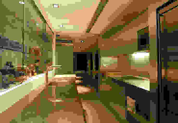 Un loft en la Albufera Cocinas de estilo moderno de Isidoro Moreno e Hijos s.l. Moderno