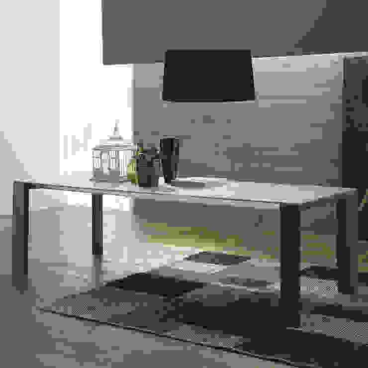 Table extensible en Verre-Céramique Ceramic Made in Italy, super durable Viadurini.fr CuisineTables, chaises & bancs
