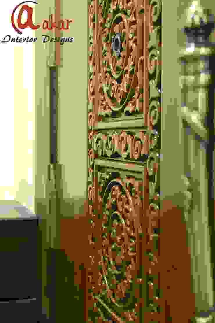 ES Designs Modern Corridor, Hallway and Staircase