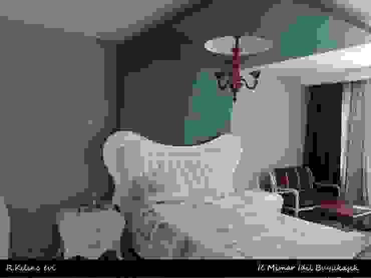 R. Kılınç Evi idiliçmimarlık Modern Yatak Odası
